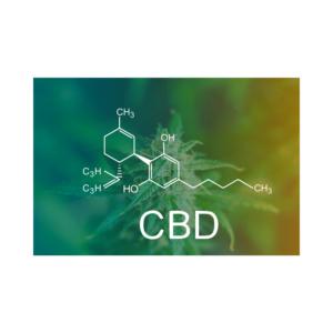 molécule CBD